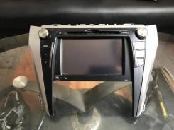Магнитола JBL Тойота Камри 55 монитор