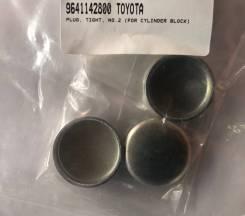 Заглушка отверстия в блоке цилиндров 96411:42800 Toyota оригинал