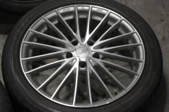 Японские диски Bridgestone BEO Resolution R18 5*114.3 7J ET38