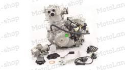 Двигатель 250см3 177MM NC250 (77x53,6) Zongshen 4 клапана/водянка