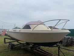 Катер Yamaha Fish-15 Б/П ПО РФ