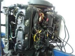 Двигатель Mercury 135 в сборе