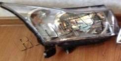 Фара правая с корректором внутри полностью хромированная (китай) OEM Cvcrz09001R Chevrolet Cruze -