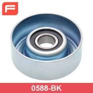 Ролик обводной приводного ремня Febest 0588BK