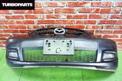 Бампер передний Mazda Axela BK3P (28B) [Turboparts]