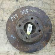 Тормозной диск Nissan Primera 2001 [4020655F03] WHP11 SR20VE, передний правый
