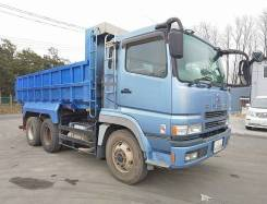 Mitsubishi Fuso Super Great FX, 2003