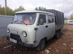 УАЗ-390945 Фермер, 2017