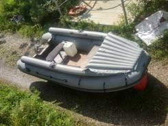 Продам лодку Фрегат М380