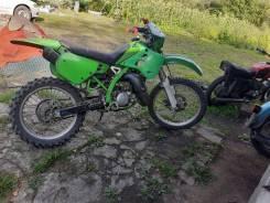 Kawasaki KX, 1996