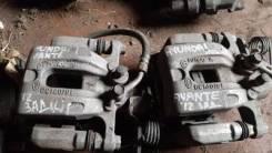 Суппорт тормозной задний Hyundai Avante I40