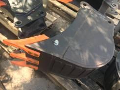 Ковш 400 мм для экскаватора погрузчика Komatsu WB93