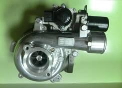 Турбина 1kdftv 17201-30160 с актуатором
