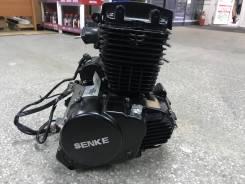 Двигатель 166FMM Senke SK250 X6