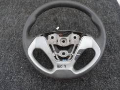 Рулевое колесо Kia Rio III 2015-2017