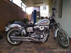 Harley-Davidson Dyna Super Glide, 2006