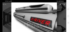 Продам лодку ПВХ X-River Agent 390 FB