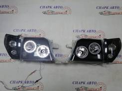 Фара Toyota LAND Cruiser Prado 95 R/L тюнинг темные