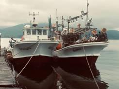 Продаю шхуну кальмаролов возможен обмен на авто или спец технику