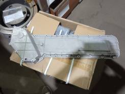 Крышка теплообменника двигателя Weichai/WD10 (масляного охладителя ДВС) 612600012581