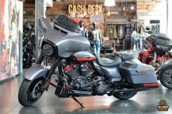 Harley-Davidson CVO Street Glide 2020, 2020