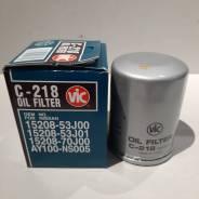 Фильтр масляный VIC C218