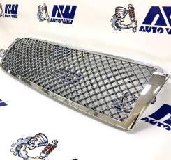 Решетка радиатора на Toyota Land Cruiser Prado 150 2009+ Bentley хром