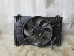 Диффузор в сборе с вентилятором Kia RIO 2005-2011