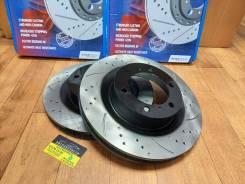 Тормозные перф. передние диски Avantech Prado 150/ Lexus GX400/460