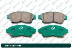 Колодки тормозные передние GP02118