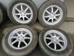 Как новые литые диски R17, 5/100 на Тойоту
