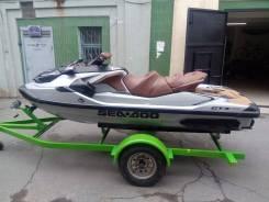 BRP Sea-Doo GTX 300 limited + телега
