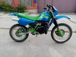 Kawasaki KMX200, 1996