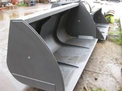 Ковш увеличенной емкости для телескопического погрузчика