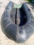 Продам резиновую лодку магеллан 3500