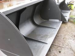 Ковш увеличенной емкости на John Deere