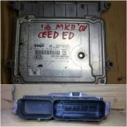 Блок управления двигателем Киа Сид KIA Ceed ED 1,6