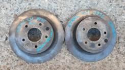 Тормозные диски задние (ПАРА 292х16мм) Nissan X-Trail T31
