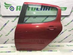 Дверь задняя в сборе Peugeot 308 2010 Хетчбек Бензин, задняя левая