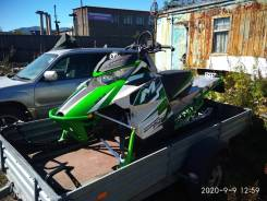 Arctic Cat M8, 2013