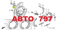 Продам Штифт Тормозных Колодок 45175-SX0-N01 Honda