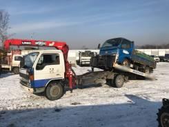 С владивосток в уссурийске возьму попутный груз, грузовик с краном
