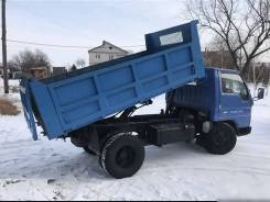 Услуги грузовика - самосвал 3 тонны