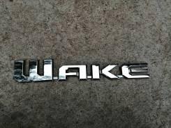Эмблема багажника Daihatsu Wake