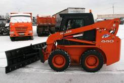Отвал снеговой для мини-погрузчика Komatsu SK815