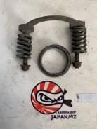 Графитовое кольцо на глушитель со скобой Honda Cr-V RE4 #1