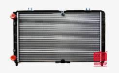 Радиатор ВАЗ 2170-2172 Приора алюминиевый (2172-1300010-00) ПОАР 1113.