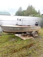 Лодка МКМ готовый комплект. Обмен.