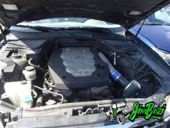 Двигатель VQ35DE с Infiniti FX35 2wd пробег 96000 Видео [025]