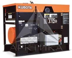 Дизельный генератор Kubota J 320 с АВР